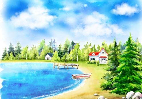 故乡的原风景